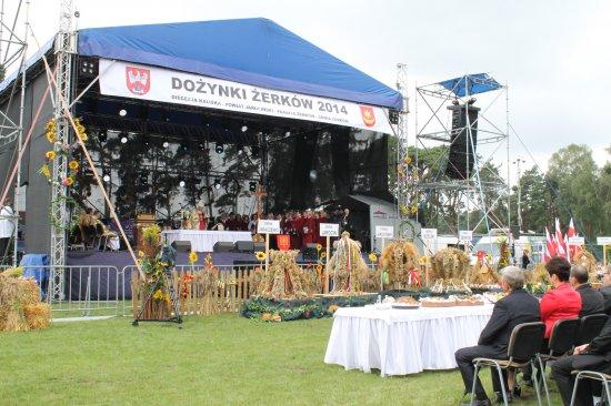 24 sierpnia 2014 r - Dożynki Diecezjalno- Powiatowo- Gminne Żerków 2014