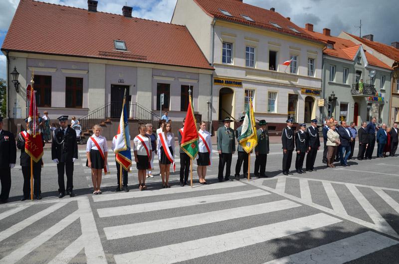 15 sierpnia 2015 r. - Święto Wojska Polskiego na rynku wŻerkowie