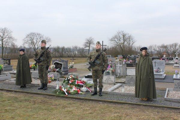19 lutego 2017 r.- Obchody 148 rocznicy urodzin majora Zbigniewa Ostroróg Gorzeńskiego