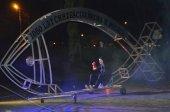 4 marca 2017 r. - Przedstawienie pt. Jonasz wwykonaniu teatru ulicznego Anthon Street  - Amfiteatr Żerków