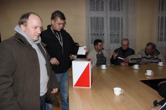 Wybory sołeckie wGminie Żerków