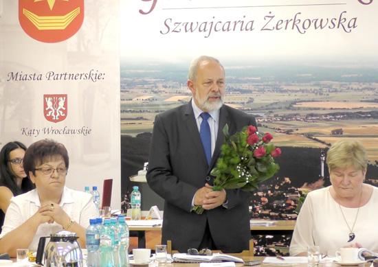 22 czerwca 2016 r. - Rada Miejska udzieliła Burmistrzowi absolutorium