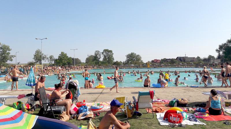 23 czerwca 2017 r. - Otwarcie basenów kąpielowych wŻerkowie